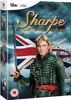 Sharpe Classic Collection [DVD] (B001CWLF8Q) | Amazon price tracker / tracking, Amazon price history charts, Amazon price watches, Amazon price drop alerts