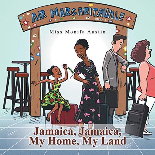 Jamaica, Jamaica, My Home, My Land audiobook cover art