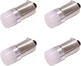 Ledingway ligting Co WeiXuan 4 PCS BA9S T4W 64111 64113 BA9 LED Car Interior Bulbs Map Reading Parking Light Ltd 4350379842 Red