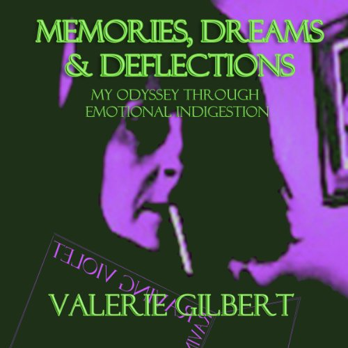 Memories, Dreams & Deflections audiobook cover art