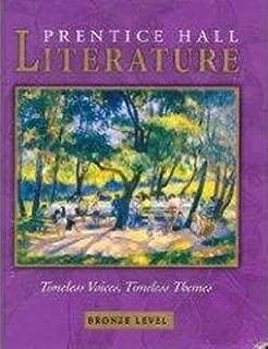 Best prentice hall literature bronze level Reviews