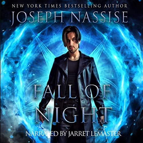 Fall of Night: A Templar Chronicles Novel cover art