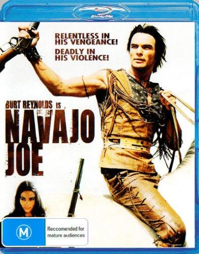 Navajo Joe Blu-Ray