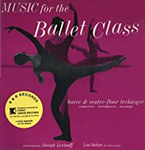 Sponsored Ad - Music for the Ballet Class-Vol.1 & 2
