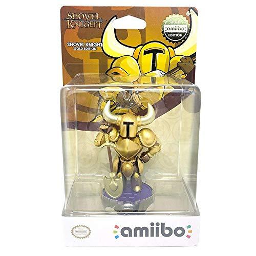 Shovel Knight: Treasure Trove Amiibo Gold Edition