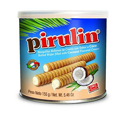 PIRULIN Barquillas (Coco, 1 unidad)