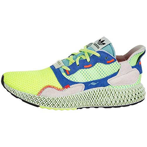 adidas ZX 4000 4D Shoes Men's, Yellow, Size 5