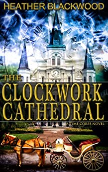 Book cover image for The Clockwork Cathedral