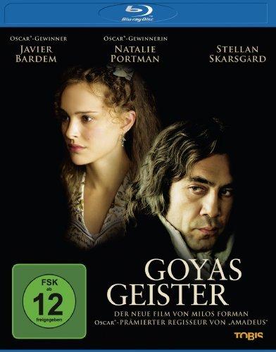 Goyas Geister / Goya's Ghosts (2006) ( Los Fantasmas de Goya ) (Blu-Ray)