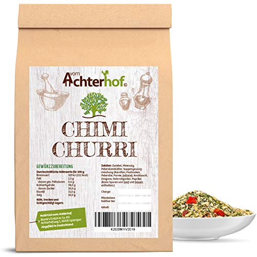 100 g Chimichurri Gewürz Gewürzmischung auch für Chimichurri Sauce Chimi Churri