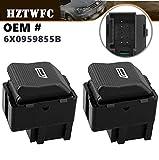 HZTWFC 2 Interruttore per finestra elettrica Stück Singolo Entrambi i pulsanti laterali O...