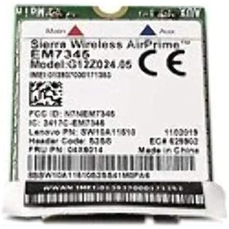 Lenovo Thinkpad Em7455 Sierra Wireless 4g Lte Wwan Card Elektronik