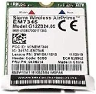Lenovo ThinkPad EM7345 - Wireless cellular modem - 4G LTE - for ThinkPad L440, L450, L540, T440, T450, T540, T550, W540, W...