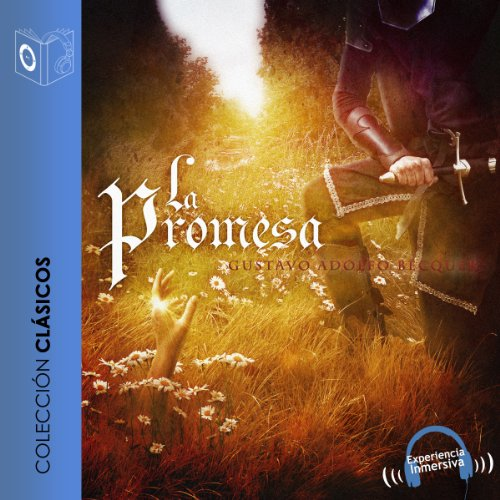 La Promesa audiobook cover art