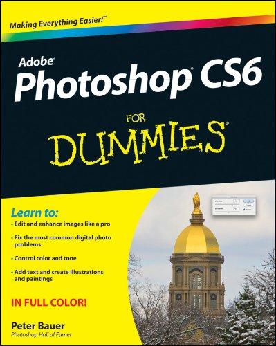 Photoshop CS6 For Dummies (English Edition)