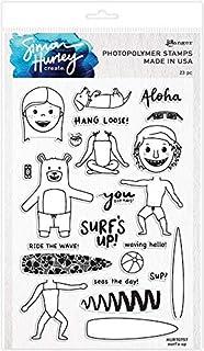 Simon Hurley HUR70757 SIMN Hurley Stamps Surf`s