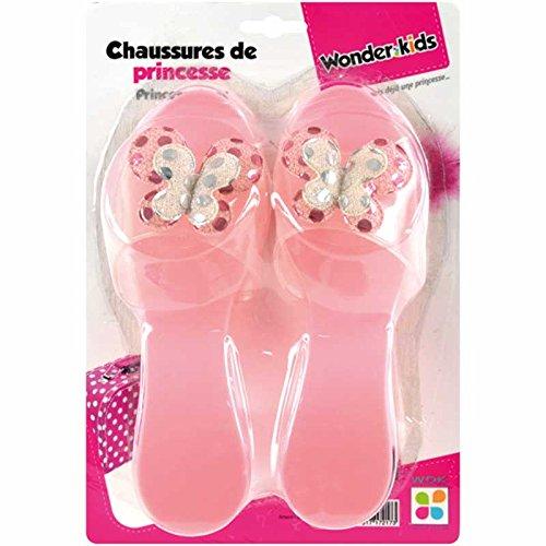 WDK PARTNER hkt717217–Zapatos Princesa–Modelo Aleatorio , Modelos/colores Surtidos, 1 Unidad