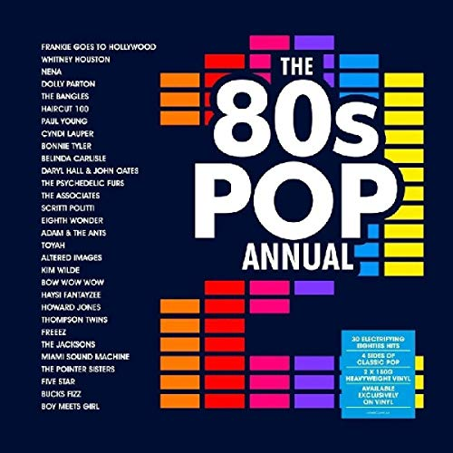 80'S Pop Annual 2 [Vinyl LP]