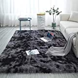 Shag Loomed Area Rug for Kids Play Room Warm Soft Faux Fur Luxury Rug Plush Throw Rugs Hig...
