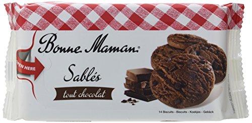 Bonne Maman Schokoladen Cookies mit Schokostückchen (1 x 150 g)