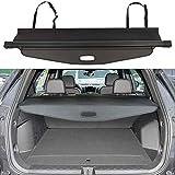BOPARAUTO Cargo Cover for Chevy Chevrolet Equinox GMC Terrain Accessories 2018 2019 2020 2021 Back Curtain Rear Trunk Shade Cover