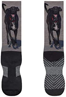 Personalized Photo Printed Mid-Calf Socks | Various Styles