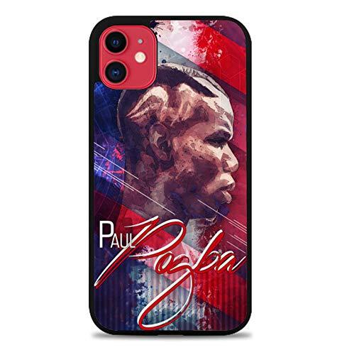 Knekuns Pogba-Logo Funny Phone Cases for iPhone 6/6S, Phone Case,Handyhülle,Hülle,Coque,Custodia,Carcasa,Cover,Shell,Pogba Logo,FSC-606-31586
