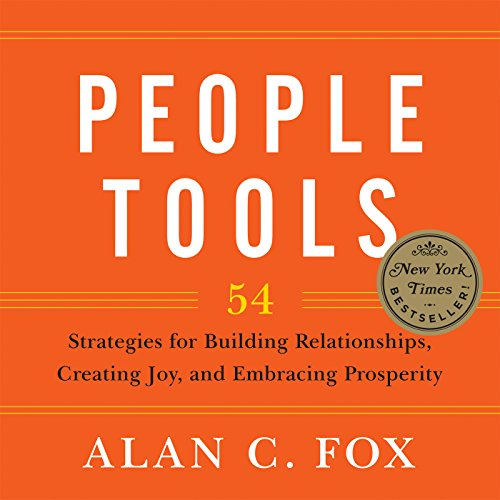 People Tools audiobook cover art