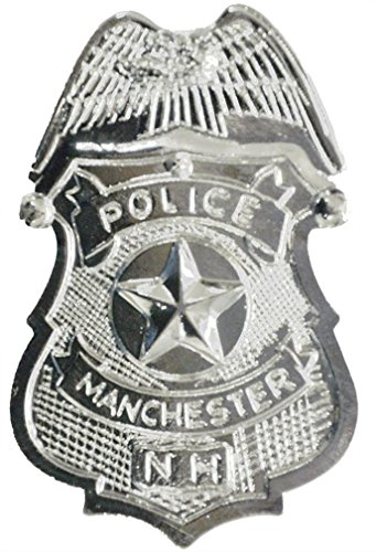 Forum Novelties Badge Police