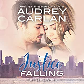 Justice Falling     Falling, Book 3              By:                                                                                                                                 Audrey Carlan                               Narrated by:                                                                                                                                 Harper Jeanne Wilson,                                                                                        Shane East                      Length: 9 hrs and 23 mins     95 ratings     Overall 4.7
