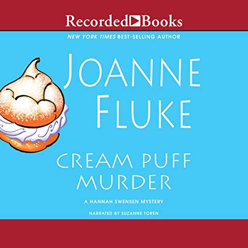 Cream Puff Murder audiobook cover art