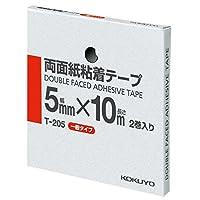 エスコ ESCO 両面テープ(薄型) 50mm×20M EA944MF-50