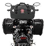 Alforjas Set para Moto Guzzi V7 II Stone/Stornello CX40 Bolsa Trasera