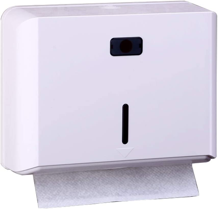 ZSP Paper Towel Wall-Mounted Fort Worth Mall wit safety Dispenser