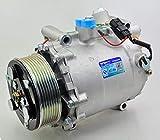 GOWE Compresor de CA automático para Honda CRV 2.4 III 38800RZYA010M2 38800RZYA010 3753 4990 26723116A1 38810RWCA03 CM20-04920 38810-RZY-A010101010101