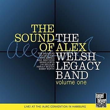 The Sound of Alex, Vol. 1 (Live)