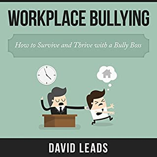 Workplace Bullying audiobook cover art