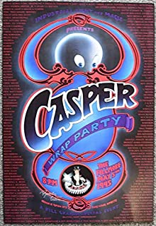 casper 1995 movie poster