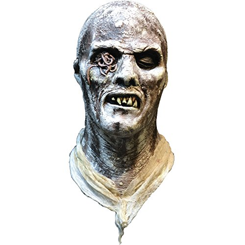 Trick or Treat Studios Men's Fucli Zombie Mask, Multi, One Size