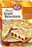RUF Kirsch Baisertorte, 4er Pack (4 x 350 g) -