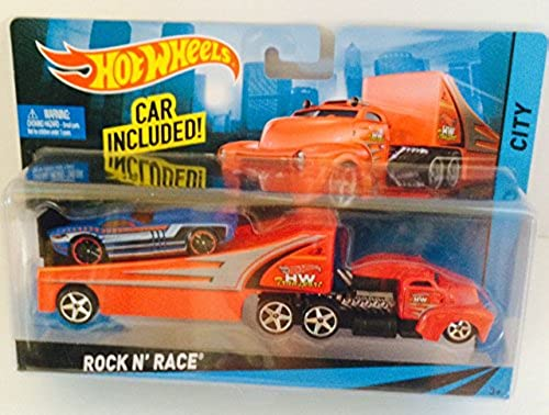Hot Wheels Rock N' Race HW City 1 64 Scale by Hot Wheels