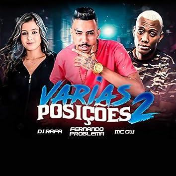 Várias Posições 2 (feat. DJ Rafa & MC GW)