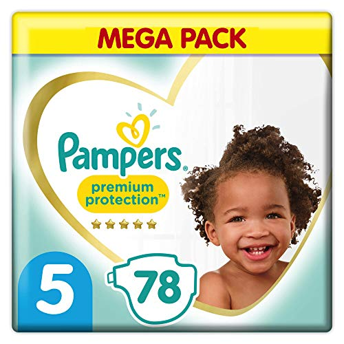 Pampers - Premium Protection Talla 5-74 Pañales