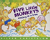 Five Little Monkeys Sit