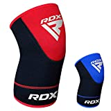 RDX Knee Support Brace for Arthritis, Tendonitis, Compression Sleeve for Sports, Squats, Running, Weightlifting, Neoprene Protector for ACL, MCL, Meniscus Tear, Pain Relief. SOLD AS SINGLE ITEM