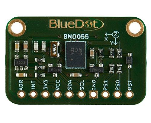 BlueDot BNO055 9-Axis IMU Sensor für Arduino: Beschleunigung, Gyroskop, Magnetometer