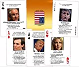 KNOW YOUR DEPLORABLES! Playing Cards - 1st Edition