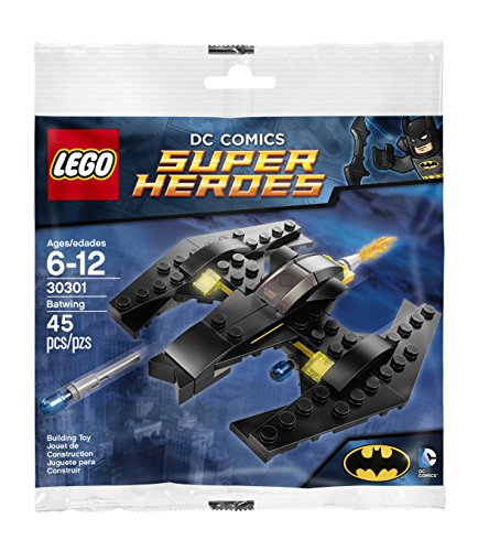 LEGO DC Comics Super Heroes Batwing (30301) Bagged Set