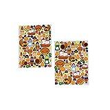 Fun Express - Thanksgiving Sticker Sheets for Thanksgiving - Stationery - Stickers - Stickers -...