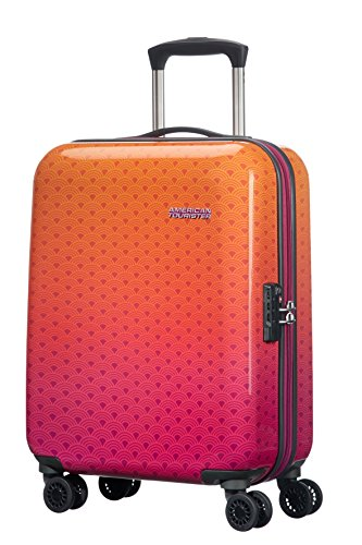 American Tourister 66548/5464 Jazz 2 Bagaglio a Mano, 33 litri, ABS, Multicolore